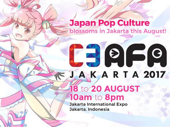 Serunya Budaya Pop Jepang, 'C3AFA' Jakarta di Hari Kedua