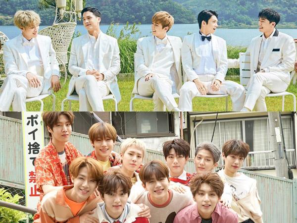 Deretan Jadwal Comeback Idola K-Pop Pada Bulan Juli 2018! (Part 1)