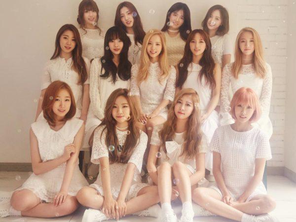 Resmi Comeback dengan 13 Member, Cosmic Girls Jadi Dewi Yunani Cantik di MV 'Secret'