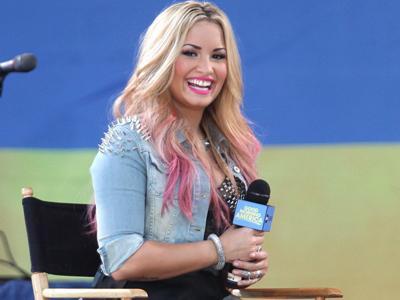 Demi Lovato Konser di Jakarta Maret 2013