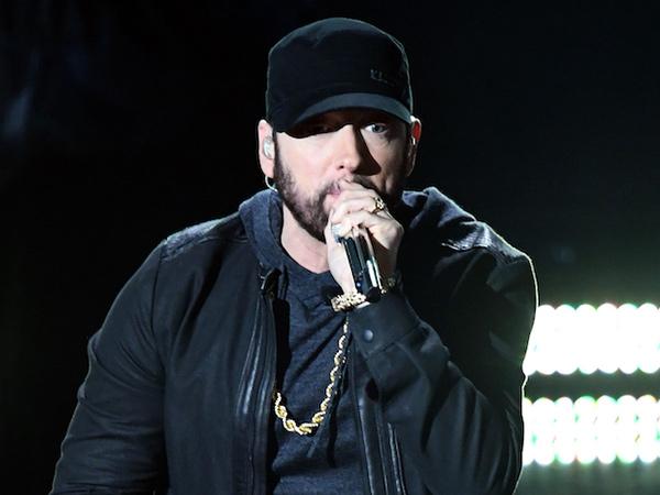 Penampilan 'Kejutan' Eminem di Oscar 2020, Pengganti Kemenangannya 17 Tahun Lalu