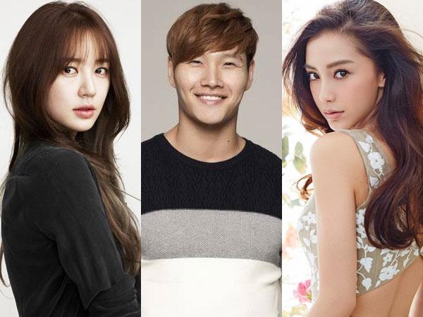 Diminta Robek Name Tag Yoon Eun Hye & Angela Baby, Apa Jawaban Kim Jong Kook?