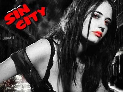 Terlalu Vulgar, Poster Eva Green di 'Sin City 2' Dilarang Tayang?