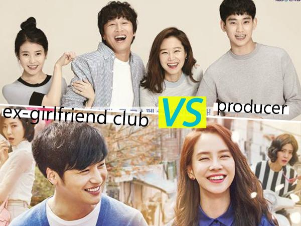 'Ex-Girlfriend Club' dan 'Producer', Drama Mana yang Lebih Ditunggu Pemirsa?