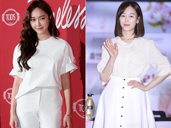 Yuk, Simak Paduan Fashion Putih A la Korean Style yang Cocok Buat Lebaran