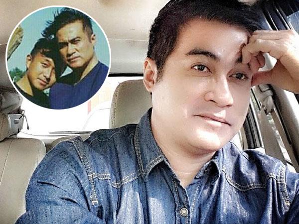 Heboh Foto Mesra dengan Seorang Pria, Ini Tanggapan Adjie Pangestu