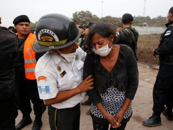 Video Mengerikan Letusan Gunung di Guatemala yang Tewaskan 69 Orang