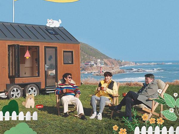 Variety tvN House on Wheels Siap Garap Musim Ketiga Tanpa Im Siwan