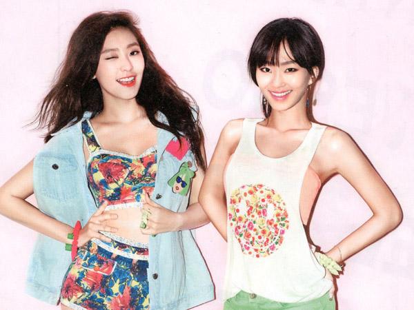 Gara-gara Bora, Hyorin Sering Dikira Member Tertua di Sistar?