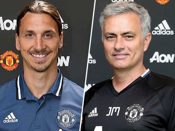 Awal Manis untuk Kolaborasi Ibra dan Jose Mourinho di Manchester United Musim Ini