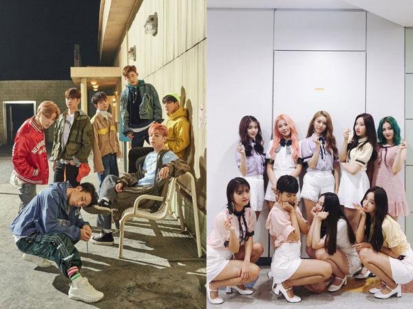 iKON dan MOMOLAND Jadi Grup K-Pop yang Puncaki Chart Genie di Paruh Pertama 2018