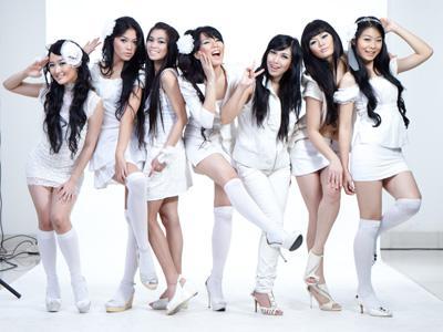 Girlband Indonesia 7Icons Akan Go International?