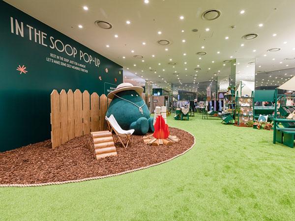 Melihat Isi Pop-up Store In the Soop, ARMY dan Carats Wajib ke Sini