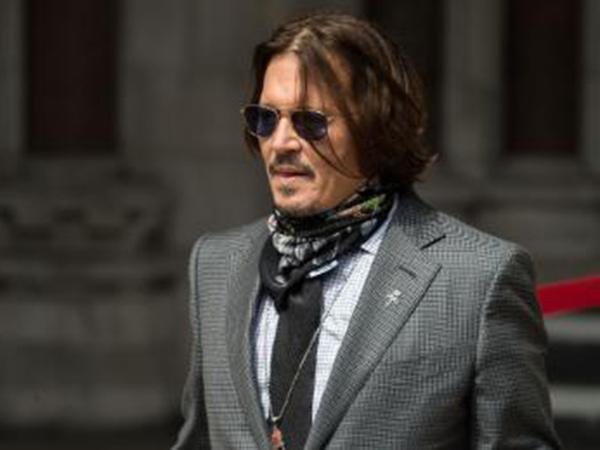 Johnny Depp Kalah di Persidangan Soal 'Pemukul Istri'