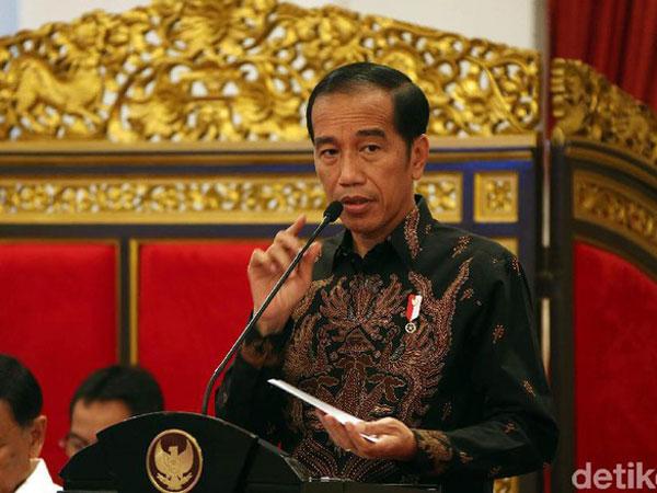 Respon Tegas Jokowi Soal Penembakan Brutal 31 Pekerja di Papua