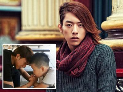 Lucunya Jungshin CN Blue Habiskan Liburan Bersama Para Keponakannya!