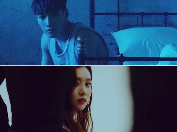 Resmi Rilis, Galaunya Jun.K 2PM Dibayang-bayangi Sang Mantan di MV 'No Shadows'