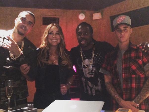 Justin Bieber akan Kolaborasi dengan Mariah Carey di Album Barunya?