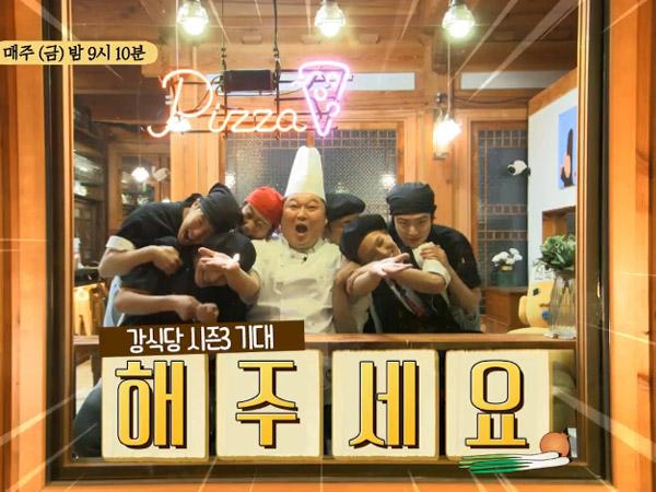 Kehadiran Kyuhyun, Rating Episode Perdana 'Kang's Kitchen 3' Kalahkan Rekor Sebelumnya