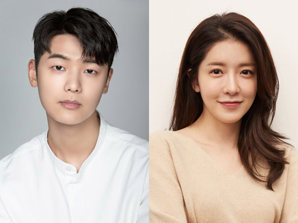 Kang Minhyuk dan Jung In Sun Bintangi Drama Romantis Adaptasi Webtoon