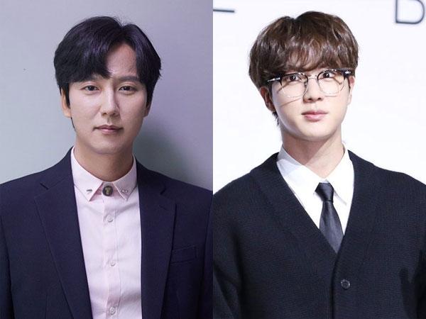 Kim Nam Gil Ceritakan Momen Berkesan Saat Bertemu Jin BTS