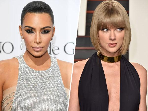 Dituding Bohong oleh Kim Kardashian, Ini Reaksi Taylor Swift Soal Percakapannya dengan Kanye West