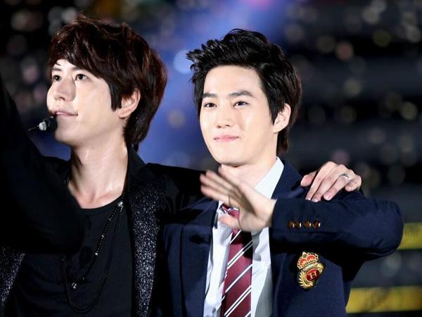 Pilih Kyuhyun Super Junior Sebagai Role Modelnya, Ini Alasan Suho EXO