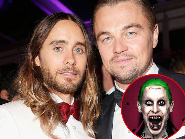 Fan-Art Leonardo DiCaprio Sebagai Joker Hebohkan Fans, Jared Letto Geram?