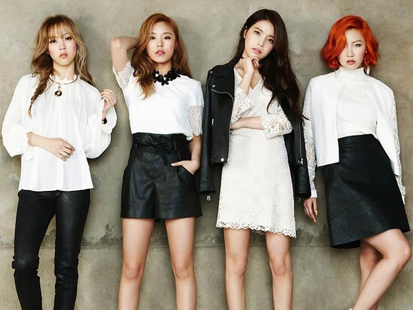 Setelah Member Red Velvet, MAMAMOO Juga Dikabarkan Alami Kecelakaan Mobil