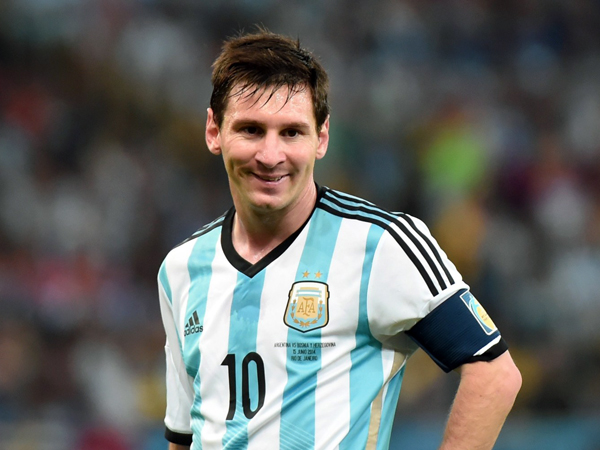 Wah, Nama Lionel Messi Dijadikan Nama Sebuah Jalan di Argentina!