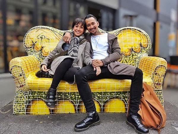 Bikin Terenyuh, Begini Ungkapan Cinta Mieke Amalia untuk Tora Sudiro