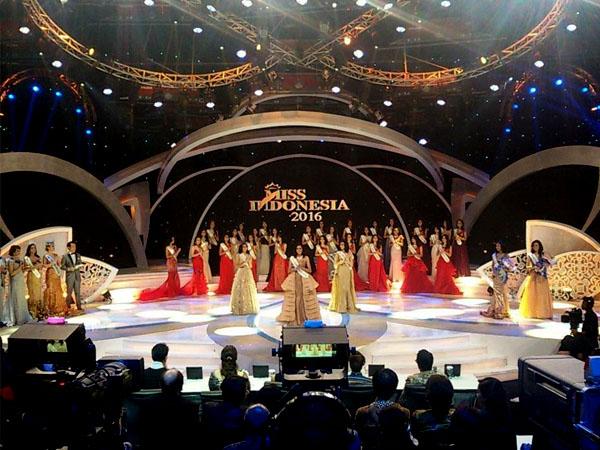 Pukau Juri dengan Jawabannya, Natasha Manuella Sukses Raih Gelar Miss Indonesia 2016