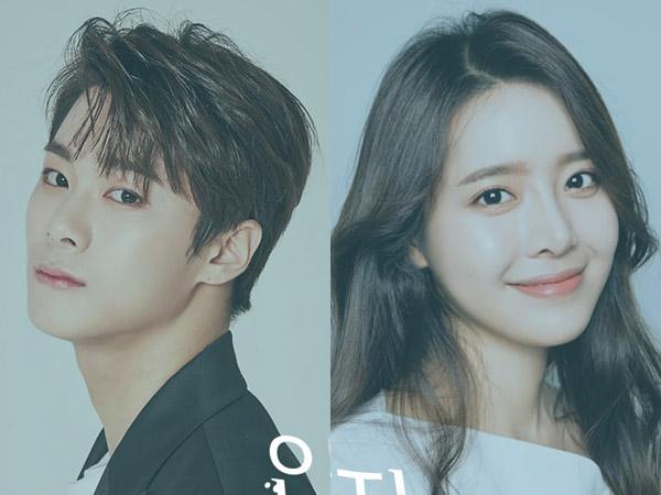 Moonbin ASTRO dan Jung Shin Hye Dipastikan Bintangi Web Drama 'Mermaid Prince'