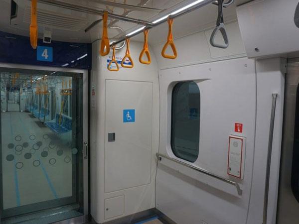 Deretan Fasilitas di MRT Jakarta Spesial untuk Penyandang Disabilitas