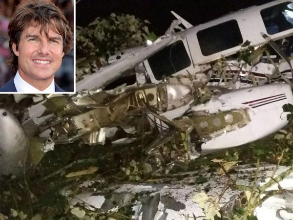 Pesawat Yang Disewa Untuk Film Tom Cruise Kecelakaan, 2 Tewas