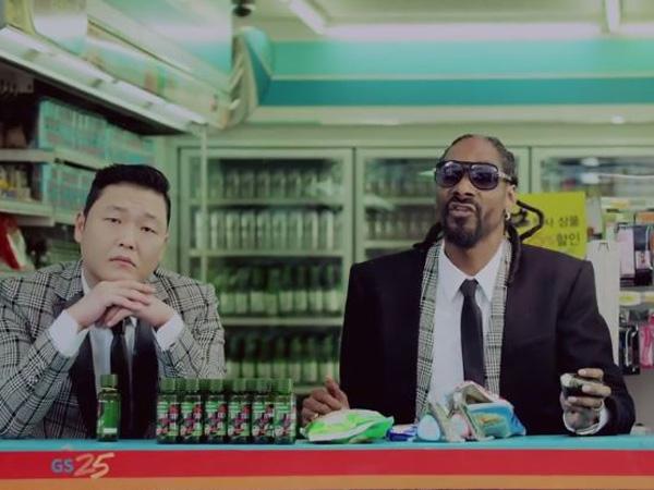 Belum 24 Jam, Video Musik 'Hangover' Psy Raup Lebih dari 10 Juta Viewers!