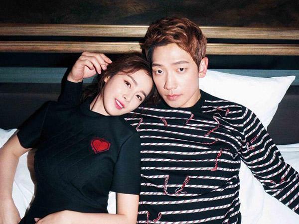 Rain dan Kim Tae Hee Dikaruniai Anak Kedua