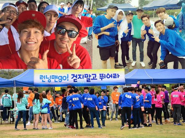 Jadi Bagian 100 Tamu Spesial, Para Grup K-Pop Pamer Keseruan Syuting 'Running Man'!