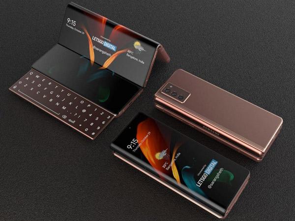 Segera Rilis, Samsung Galaxy Z Fold 3 Akan Dibekali 3 Kamera Bawah Layar