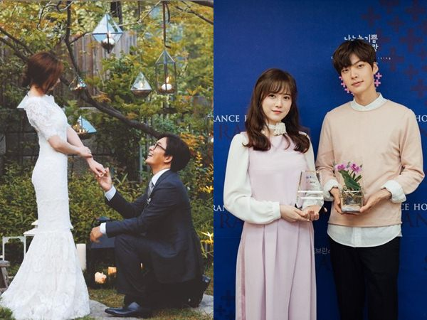 Utamakan Cinta, Sederet Seleb Korea Ini Pilih Nikah di Usia 20an! (Part 2)