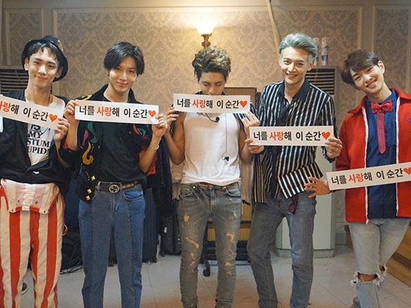 Tak Hanya Musik, SHINee Juga Bakal Kembali Hibur Fans Lewat Acara 'Weekly Idol'!