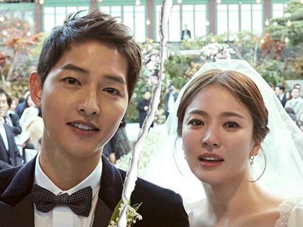 Bikin Song Hye Kyo Jatuh Cinta, Intip Lagi Pesona Ketampanan Song Joong Ki di Balik Layar 'Descendants of the Sun'