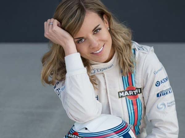 Ini Dia Pebalap Wanita Pertama Formula 1 untuk Musim 2015!