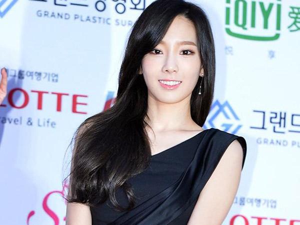 Duh, Taeyeon SNSD Jatuh di Atas Panggung 'Seoul Music Awards'