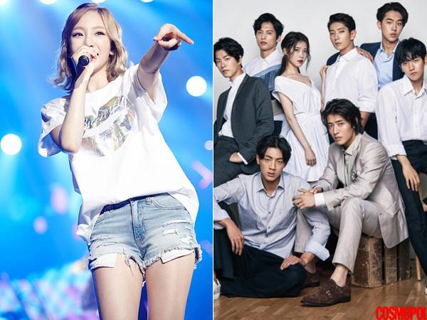 Taeyeon SNSD akan Nyanyikan OST 'Scarlet Heart' yang Dibintangi Baekhyun