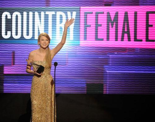 Berikut Pemenang American Music Awards 2011
