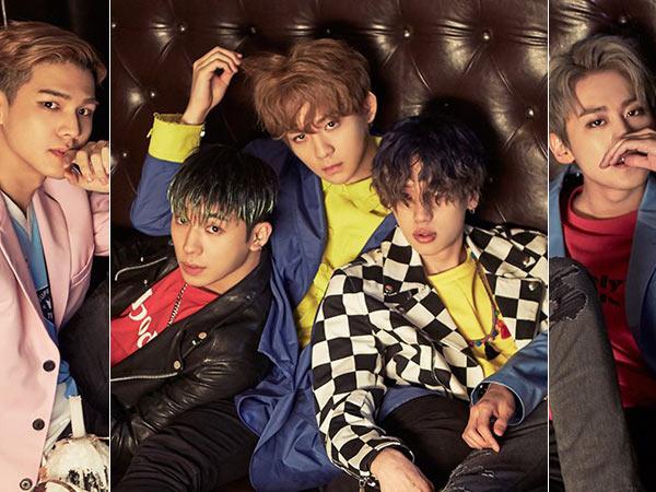 Resmi Comeback Ber-5, Teen Top Luapkan Frustasi Soal Percintaan di MV 'Love Is'