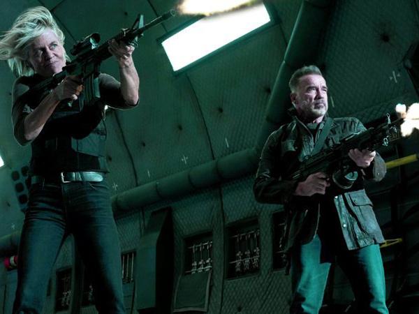 Puncaki Box Office di Pekan Pertama, 'Terminator: Dark Fate' Merugi?
