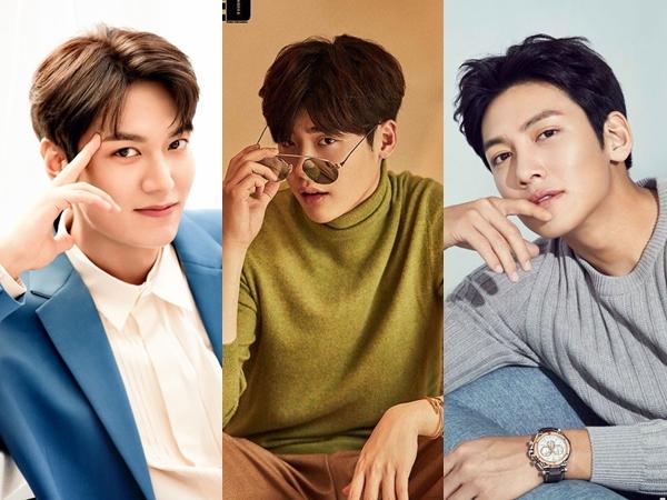 5 Aktor Korea yang Memiliki Pengikut Paling Banyak di Instagram
