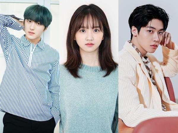 Chani SF9, Park Jung Yeon, dan Lee Seung Hyub N.Flying Bintangi Drama Fantasi Musikal
